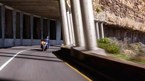 Let one of our experienced chauffeur riders take you on one of the world's most iconic motorcycles.